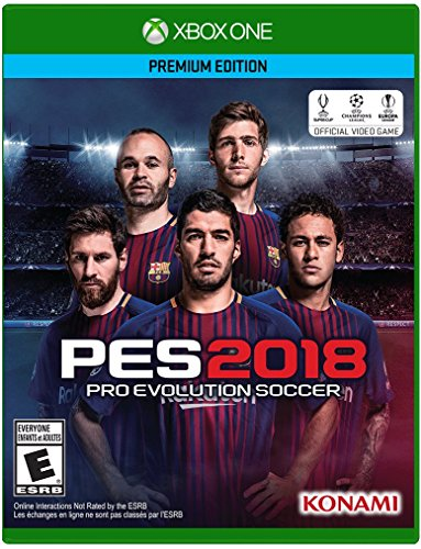 Pro Evolution Soccer 2018 - Xbox One (Christmas Studio Sale C)