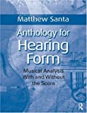 Anthology for Hearing Form, Santa, Matthew, 0415872650