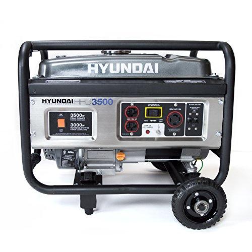 Hyundai HHD3500CA Gas power Generator Generators
