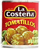 La Costena Green Tomatillos, 28 oz