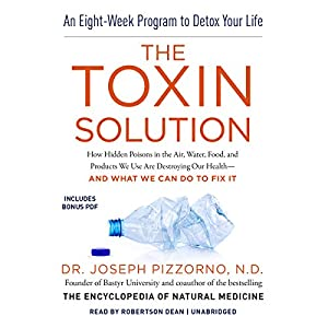 The Toxin Solution Audiobook