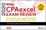 Wiley CPAexcel Exam Review 2020 Focus