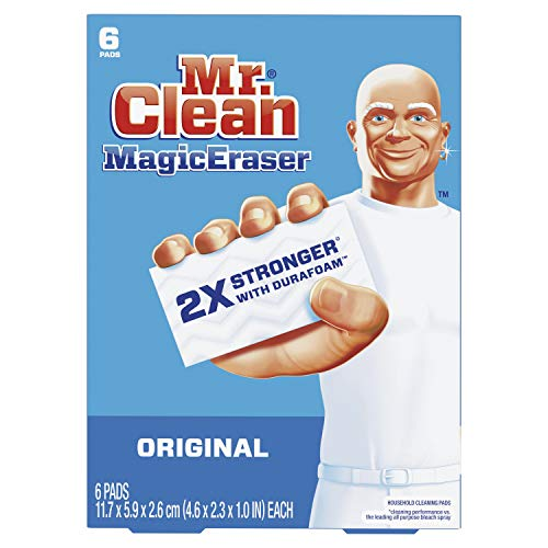 Mr. Clean Magic Eraser Original, 6 Count