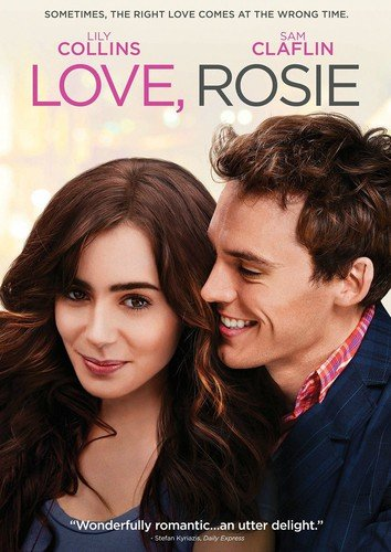 DVD : Love Rosie (AC-3, Dolby, Widescreen, , Sensormatic)