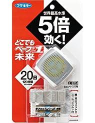 日亚:VAPE 未来 便携式驱蚊手表830日元约¥52