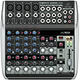 BEHRINGER 12 Mixer - Powered Black Q1202USB