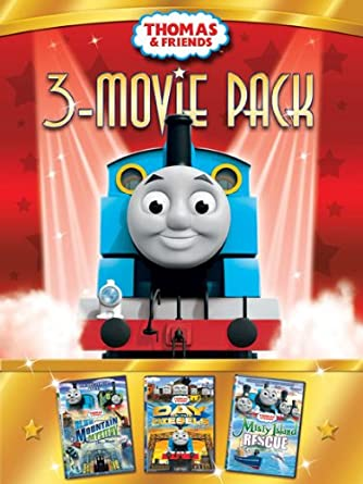 Thomas & Friends 3-Movie Pack [Reino Unido] [DVD]: Amazon.es: Cine ...