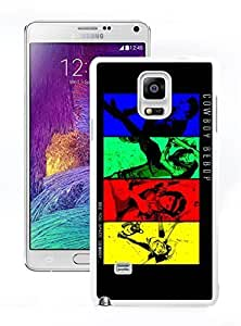 New Unique DIY Antiskid Skin Case For Samsung Note 4 Cowboy Bebop (2) Samsung Galaxy Note 4 White Phone Case 096