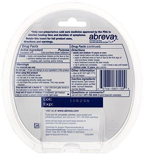 how to use abreva cream