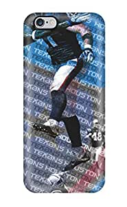 Rosesea Custom Personalized High-quality Durable Protection Cases Diy For Iphone 6Plus Case Cover houston Texans