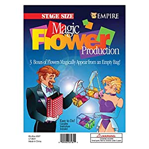 Aparición de flores de Bolsa de papel (Dream bag) - Juego de Magia
