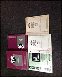 1997 lincoln town car service manual