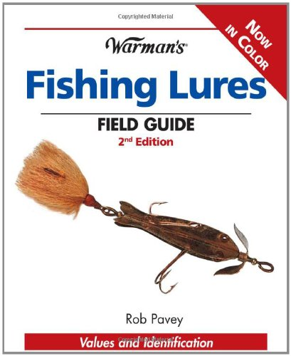 Warmans Fishing Lures Field Guide Values And Identification