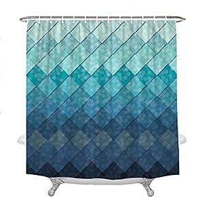 51ZvjrgdBkL._SS300_ 200+ Beach Shower Curtains and Nautical Shower Curtains