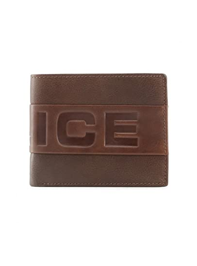 Police PT288363 Wallets Man Brown NOSIZE