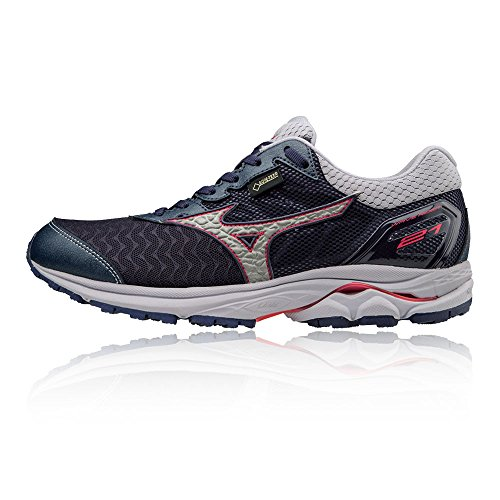 Running Women's Mizuno Rider Navy Wave SS18 Gore Blue TEX 21 Shoes xAB4YOx