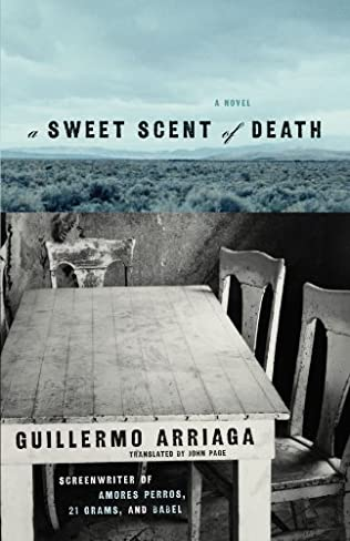 book cover of A Sweet Scent of Death