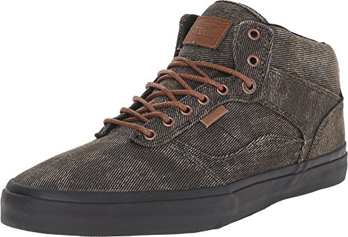Vans Bedford Acid Denim Black Men's Skateboarding Shoes (6.5 D(M) US) (Shoe Van Bedford)