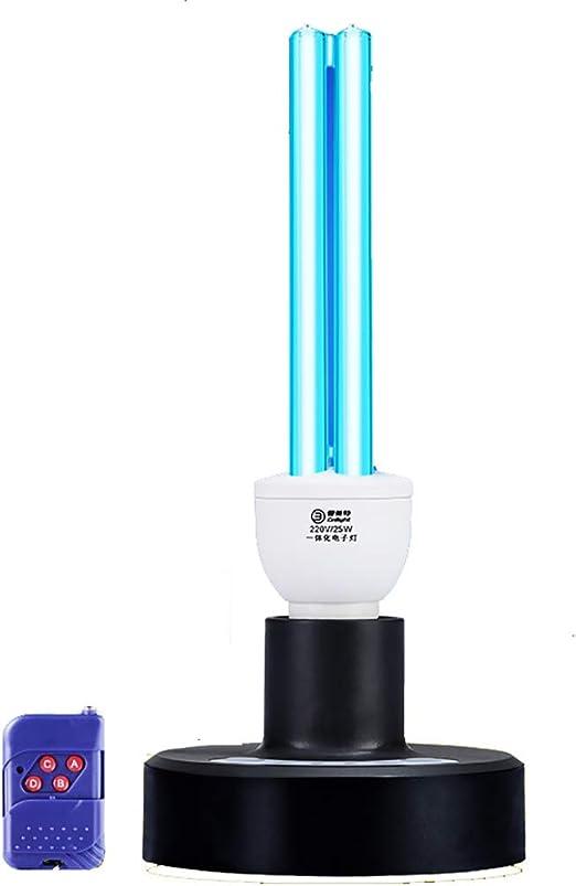 Desinfección UV Portátil Lámpara-esterilización Luz 99 ...