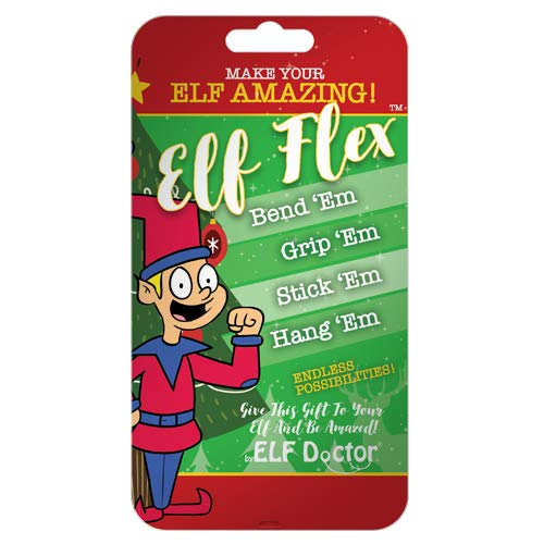 Elf Doctor ELF Flex Elf Upgrade Kit Make Your Elf Flexible and Bendable ()