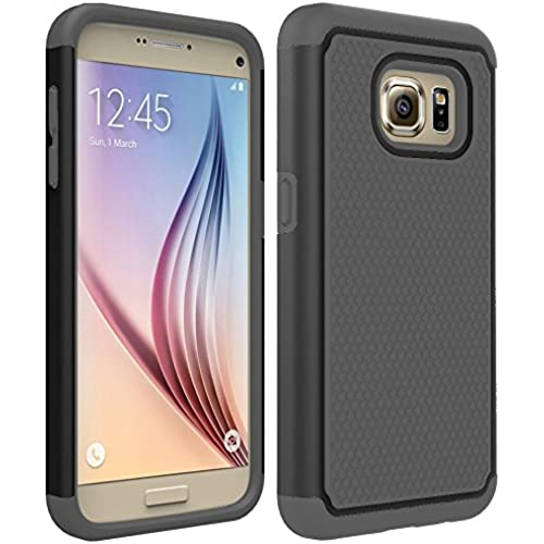 Galaxy S7 Case , Ivencase [ Shockproof ] Hybrid Dual Layer Armor Defender Protective Cover for Samsung Galaxy Sales