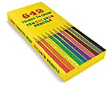 Best Chronicle Books Pencils - 642 Things to Draw Colored Pencils Review