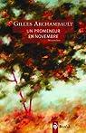 Un promeneur en novembre par Archambault