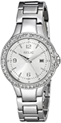 Relic Molly Three-Hand Stainless Steel Watch