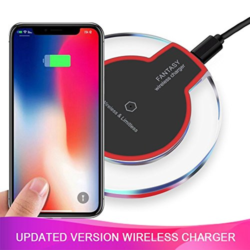 - Wireless Charging, Fast Charging Uidoks Ultra Slim Charging Pad for Samsung Galaxy Note 5, S7/S7 Edge/S6/S6 Edge