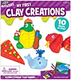 Best Clay Charm Kits - RoseArt My First Clay Creations Craft Kit Review
