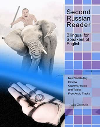Amazon.com: Second Russian Reader: Bilingual for Speakers