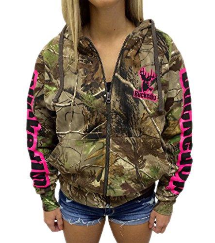 Pink Camo Sweatshirt - 8