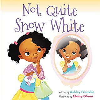 Book Cover: Not Quite Snow White