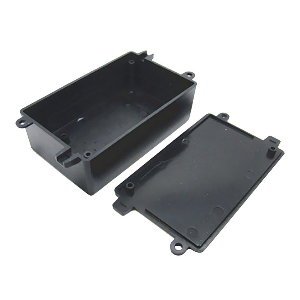 70x45x30mm Baoblaze ABS wasserdichte Projektbox Anschlussdose Rechteck-Projekt Geh/äuse Fall