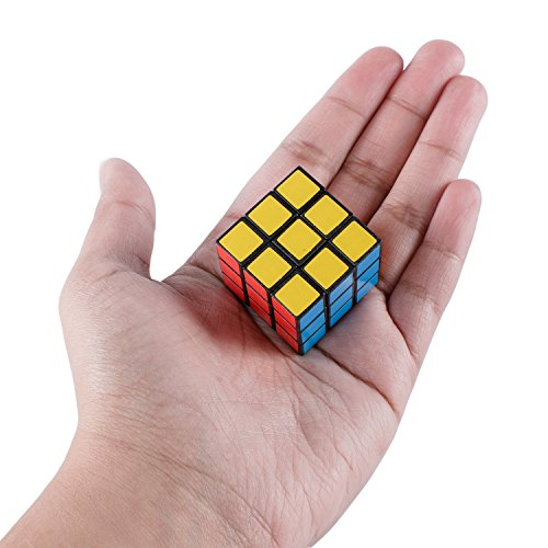 Mini Color 3x3 Cube Puzzle Game Toy