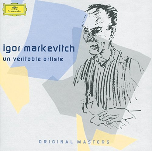 Igor Markevitch: Un Veritable Artiste (Original -