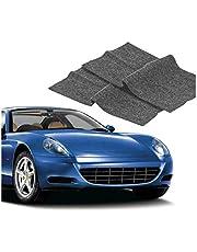 2021 Upgrade Nano Sparkle Cloth Nano Magic Cloth (2 stks) voor Auto Krasverwijdering Voor het repareren van lichte verf Krassen verwijderen Swing op het oppervlak en de decontamin (Size : 2 pcs)