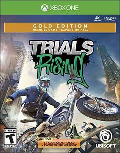 Amazon.com: Trials Rising Gold Edition - Nintendo Switch