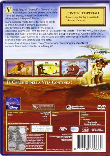 il re leone 2 film completo download