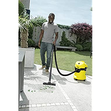 Karcher set of 5 paper filter dust bags for wd 3.200 and Mv3 vacuum cleaner 11