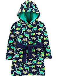 Baby and Toddler Boys' Hooded Sleeper Robe