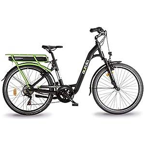 """Dino Bikes - Bicicletta elettrica a Pedalata Assistita Misura 28"""" 250W 36V 6 spesavip"""
