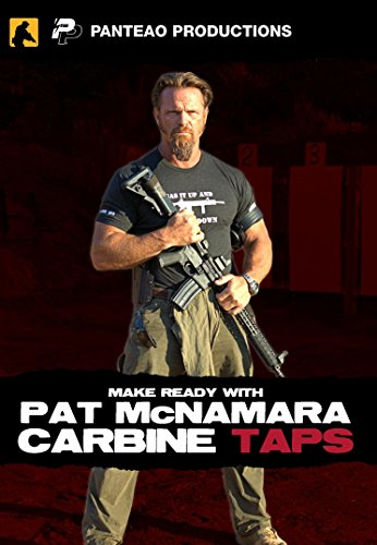 Panteao Productions AR15 Make Ready With Pat McNamara Carbine Taps - PMR069 - DVD - Carbine - AR15 - Tactical Training