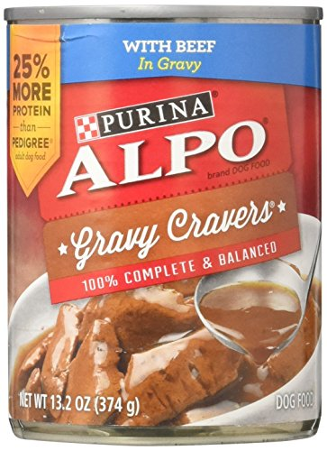 American Distribution Alpo 13.2 oz Beef Food (Alpo Pet Foods)