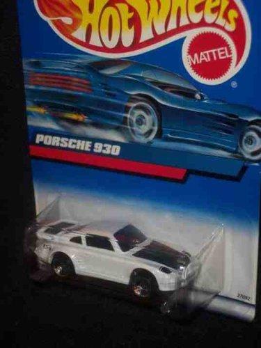 #2000-125 Porsche 930 Collectible Collector Car Mattel Hot Wheels 1:64 Scale