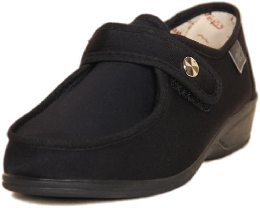 DOCTOR CUTILLAS 746 Zapatilla Velcro Confort Mujer