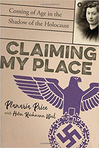 Image result for claiming my place book