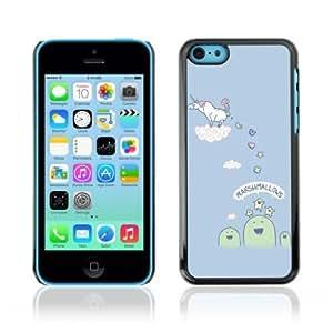 MMZ DIY PHONE CASEYOYOSHOP [Funny Unicorn Making Candy] Apple ipod touch 5 Case