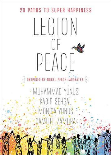 Amazon.com: Legion of Peace: 20 Paths to Super Happiness ...