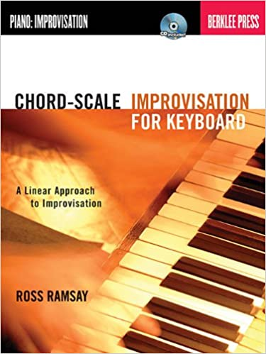 Piano piano chords improvisation : Chord-Scale Improvisation For Keyboard - A Linear Approach To ...